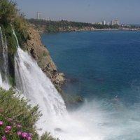 Анталия водопад :: İsmail Arda arda