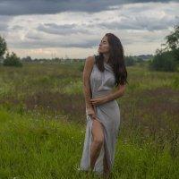 Женя в преддверии грозы :: Женя Рыжов