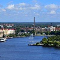Выборг, бывший Виипури - иностранный город в составе Ленинградской области. :: Anna Gornostayeva