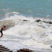 волны, катятся волны... :: leoligra