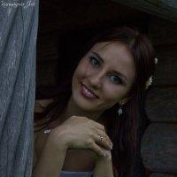 Домик в деревне :: Юлия Курманова