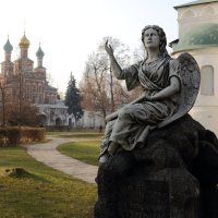 Новодевичий монастырь :: Григорий