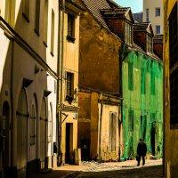 улицы старого города :: Anrijs Slišāns