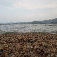 Вечернее озеро :: Настя