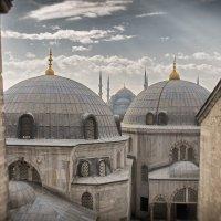 Голубая мечеть :: Олег Ведерников