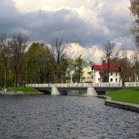 Белый мост :: Сергей Карачин