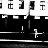 Белое на чёрном :: Николай Филоненко
