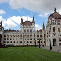 Венгерский парламент :: Ольга