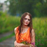 Летний дождь... :: Сергей Винтовкин