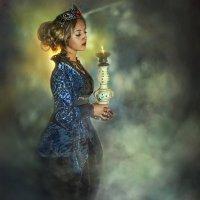 мне снился дивный сон... :: Анна Скиргика