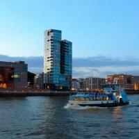 Die Elbe. Hamburg :: Nina Yudicheva
