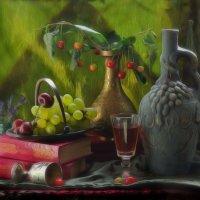 Ягодное вино :: Aioneza (Алена) Московская