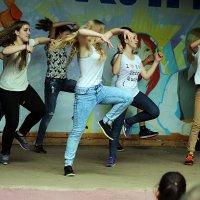 ... динамика танца ... :: Дмитрий Иншин