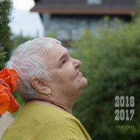 Бабушка :: Евгений Мергалиев