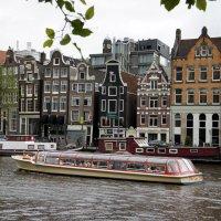 Архитектура Амстердама очень многогранна и уникальна :: Елена Павлова (Смолова)
