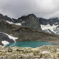 Горный Алтай Озеро верхний Акчан :: Александр Скалозубов