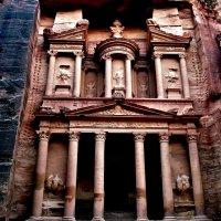 Виды города Петра (Иордания) :: Андрей Кирилловых