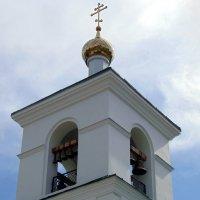Колокольня Свято Троицкого монастыря . :: Мила Бовкун
