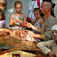 Детские лица. :: Михаил Столяров