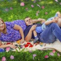 Счастливая семья :: Olga Rosenberg