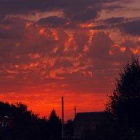 Небесный пожар :: Vladimir Smirnov