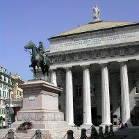 Генуя. Teatro Carlo Felice :: Tata Wolf