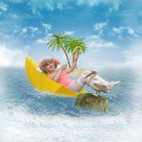 В отпуск с приключениями :: Ирина Полунина