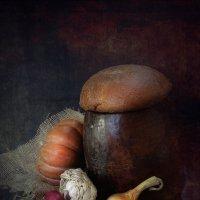 Хлеб, тыква и лук :: Игорь Терехин