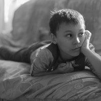 Мечтатель :: Ольга Куренкова