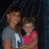 доця и внучка :: сергей