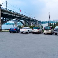 Мост и машины :: Света Кондрашова