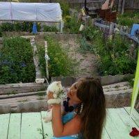 Мой милый котёнок :: Наташа Павлова