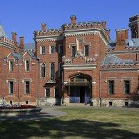 Дворцовый комплекс Ольденбургских в Рамони :: Юрий Клишин