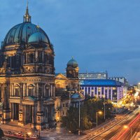 Небо над Берлином :: Анна Аринова