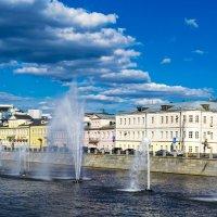 река Москва :: Дмитрий