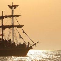 Пиратский корабль :: Dr. Olver  ( ОлегЪ )