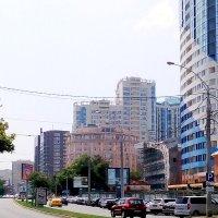 Краснодар, Кубанская набережная :: Marina K