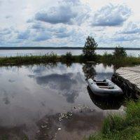 В тихой заводи :: Ирина Румянцева