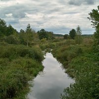 Течёт речка небольшая... :: Андрий Майковский