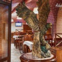 интерьер ресторана, орел :: Aleksandr Zabolotnyi
