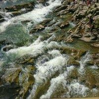 пороги горной реки :: valeriy g_g