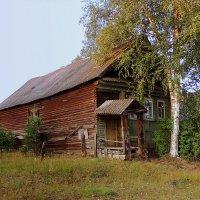 Домик в деревне :: Павлова Татьяна Павлова