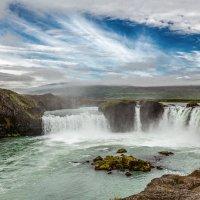 Iceland 07-2016 Godafoss :: Arturs Ancans