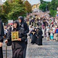 Всеукраинский крестный ход УПЦ МП :: Оксана Лада