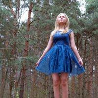 Лесная фея :: ЕЛЕНА МАКОВЕЦ