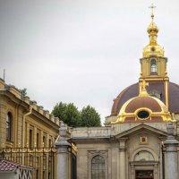 ...Петропавловская крепость :: Larisa Ereshchenko
