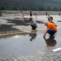 Низкая точка съёмки- 5мм над водой (корпус). :: Alexey YakovLev