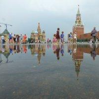 Городской пейзаж после ливня.  ;-) :: Alexey YakovLev