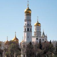 ритмы города-москва златоглавая :: Олег Лукьянов