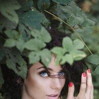 Лена -нимфа из леса ) :: Алеся Корнеевец
